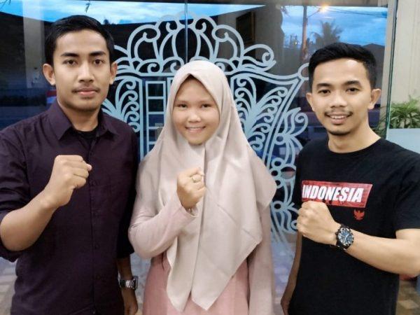 Siswi MAN 4 Aceh Utara Ikuti TC KSM Tingkat Nasional